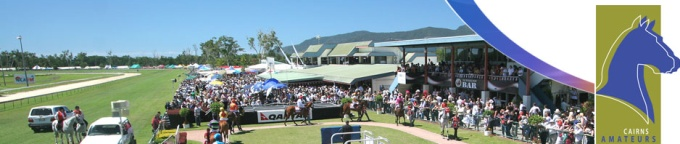 Cairns Amateurs Racing Carnival.