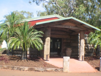 The Cafe, still closed to the public, at Mount Uncle Distillery, in Mareeba.