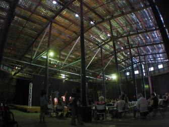 The Tanks Art Centre, near Flecker Botanic Gardens in Cairns.