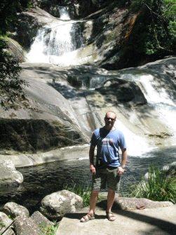 At Josephine Falls