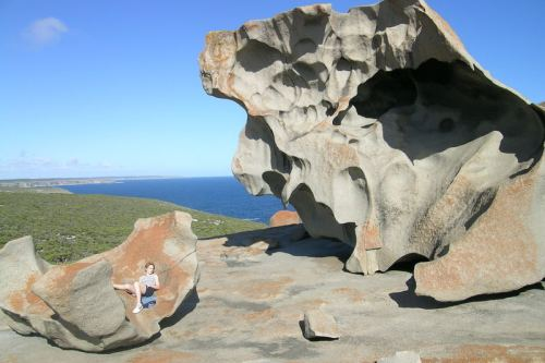 Remarkable Rocks, en Kangaroo Island.