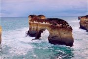 Loch Ard Gorge, en la Great Ocean Road, Australia.