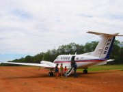 Royal Flying Doctors Service, el servicio de emergencias que opera en el Outback Australiano.