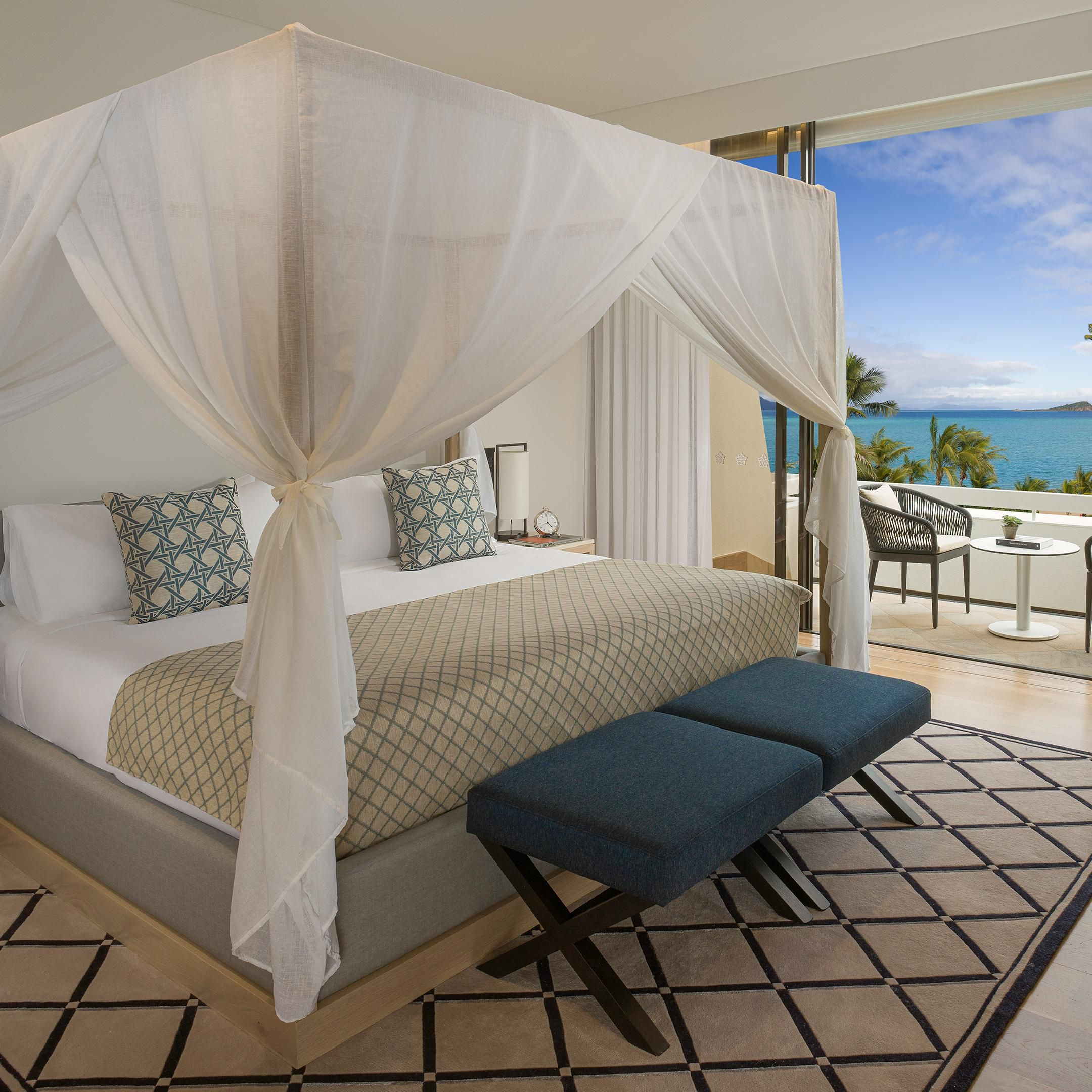 Two bedroom apartment in Hayman Island