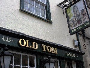 The Old Tom, Oxford.