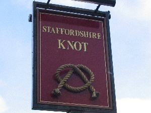 The Staffordshire Knot, Handford, Stoke-on-Trent.