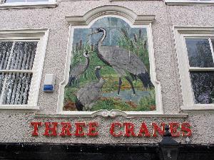 The Three Cranes, Oxford.