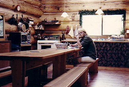 Having the cabin all to myself allowed me plenty of time to plan my next travels