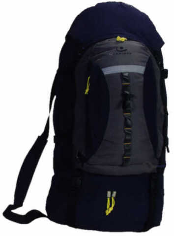 The Caribee Denison is one of a new style of packs, called a 'hybrid' because they combine the best attributes of a top loading rucksac with the convenience of a front loading travel pack. Also features an expandable gusset, which allows you to increase its capacity by ten litres.