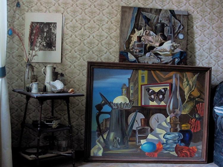 My favourite of Olga's paintings.