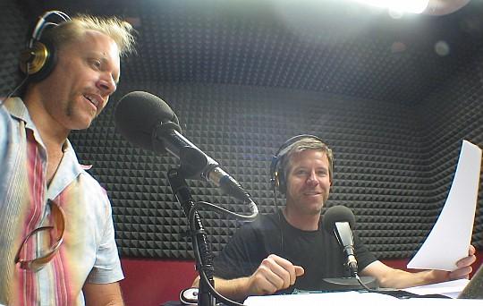 radio superstars!