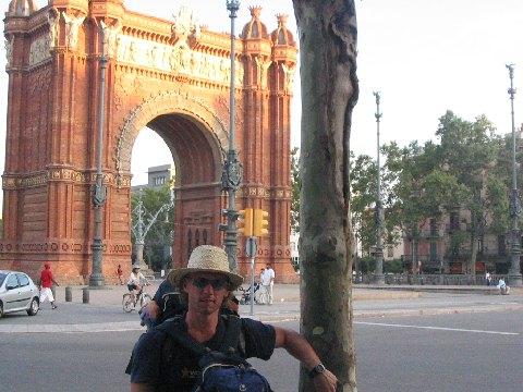 6. A beautiful arch.