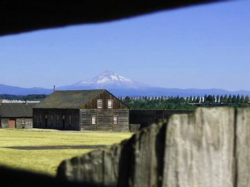 Fort Vancouver.