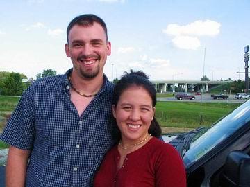 HAPPY 3RD ANNIVERSARY JOSH AND AMANDA!