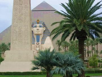 The Luxor.