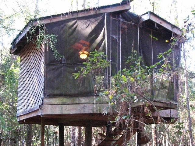 My Honeymoon Hut.